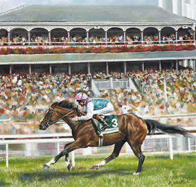 Frankel Royal Ascot